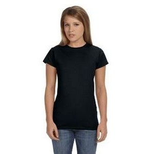 Gildan Ladies' Softstyle� 4.5 oz. Fitted T-Shirt